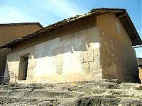 Дом для выкупа (фото- http://en.wikipedia.org/wiki/File:Cajamarca_Cuartorescate_Atahualpa_lou.jpg by Antonio Velasco)