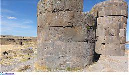 Чульпы Силустани – завершенная реставрация. (фото http://isida-project.org/forum/72-5226-1 автор - prosvet222 )