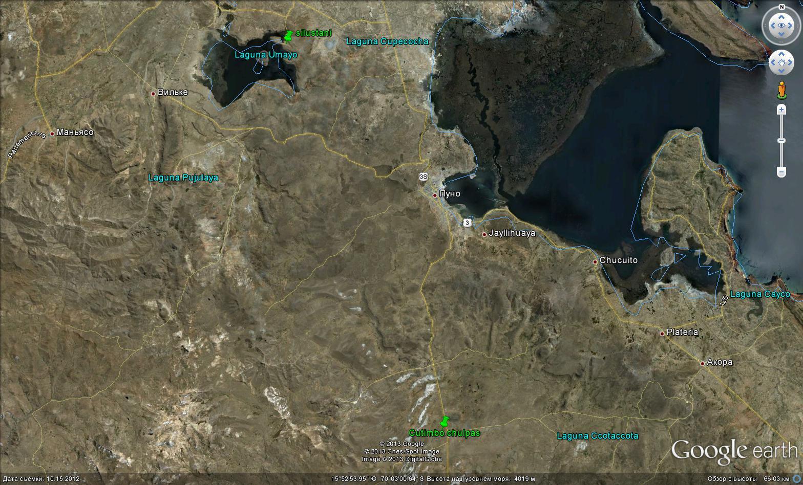 Расстояние между Силустани и Кутимбо