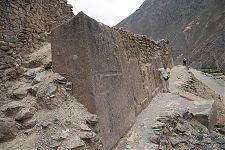 Вид на западную стену Храма Солнца (фото - http://laiforum.ru/viewtopic.php?f=51&t=86 автор - prosvet222)