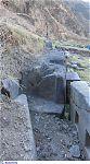 Технологические блоки оказавшиеся у подножия террас. (фото - http://laiforum.ru/viewtopic.php?f=51&t=86 автор - prosvet222)
