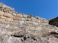 Крепостная стена вдоль Калла Касы. (фото - http://isida-project.org/forum/72-5238-1 автор prosvet222)