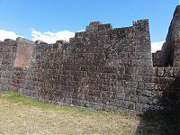 Внешние стены сектора Храм Солнца (Интиуатана). (фото - http://isida-project.org/forum/72-5238-1 автор prosvet222)