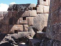Полигональная кладка гармонично встроенная в природный ландшафт в Церемониальном секторе Писака. (фото - http://isida-project.org/forum/72-5238-1 автор prosvet222)