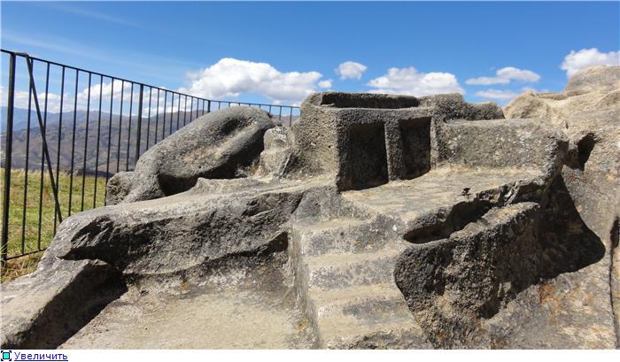 Рис.7.Зооморфный камень, стилизованные географические объекты Перу. (фото - http://forum.lah.ru/forum/72-5223-1#174841 автор - prosvet222)