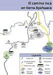 Рис.8 Карта руин Аяпаты. (фото - http://udep.edu.pe/humanidades/presentan_proyecto_revalorar_camino_inca_ayabaca.html)