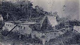 Рис.1.4-1.5 Мачу Пикчу в 1912 году. (фото - http://pixanews.com/history/redkie-fotografii-machu-pikchu.html)