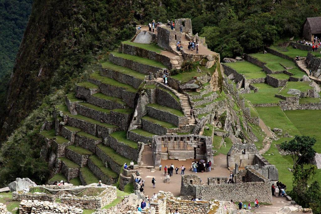 Рис. 2.1.2 Вид на «западный» сектор с каменоломни(http://www.flickr.com/photos/drbeachvacation/3157036541/).
