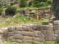 Полигональная кладка на объекте. ( фото - http://www.viajeros.com/fotos/ayacucho-2010/925720, by PabloyPilar)